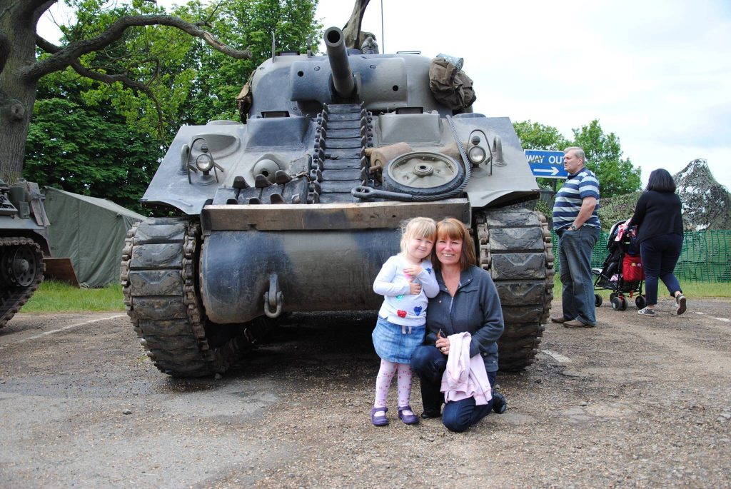 Wicksteed At War Official | Free living history show in Northamptonshire
